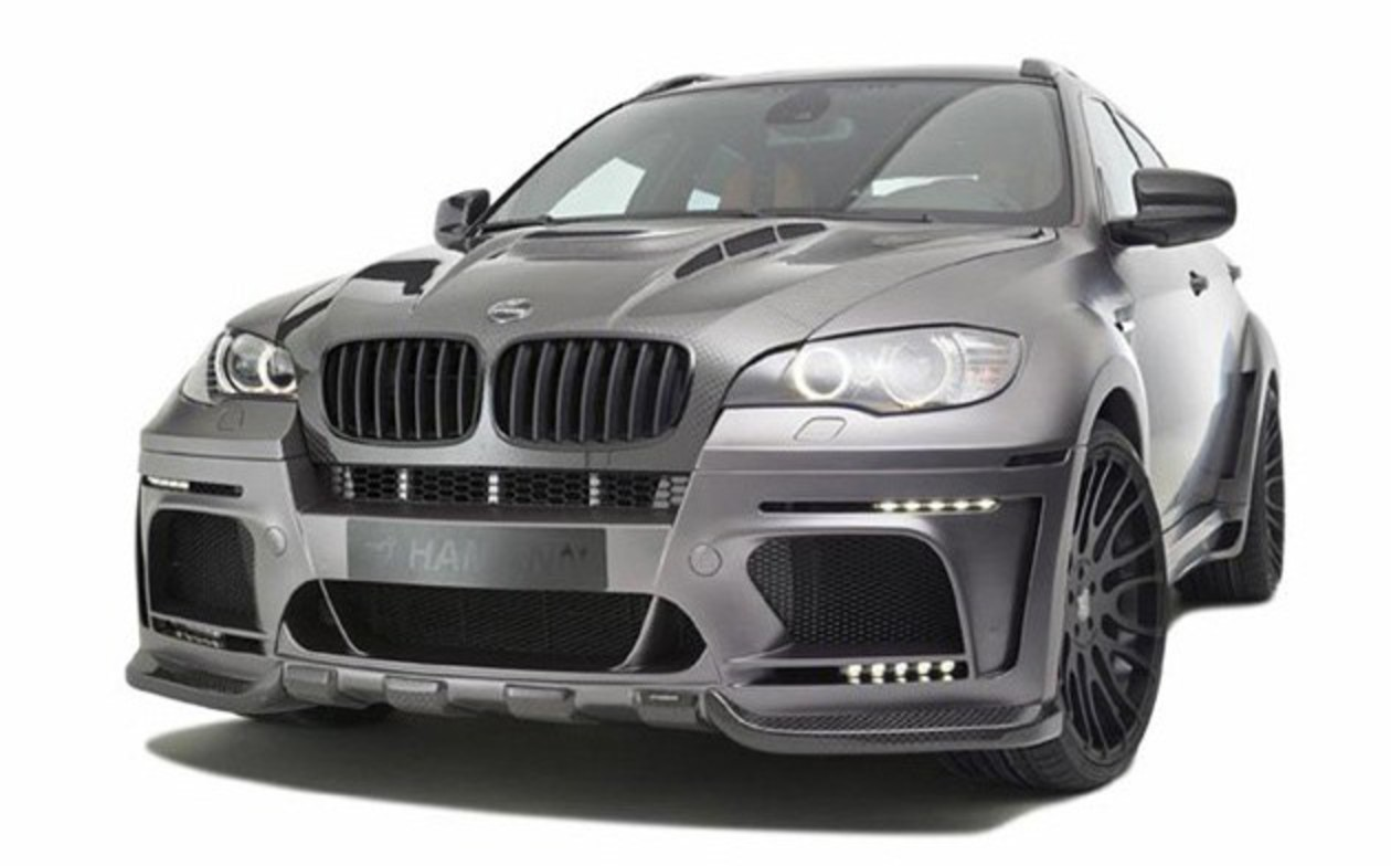 BMW Hamann X6 M Hamann has released the decidedly abrasive Tycoon EVO M,
