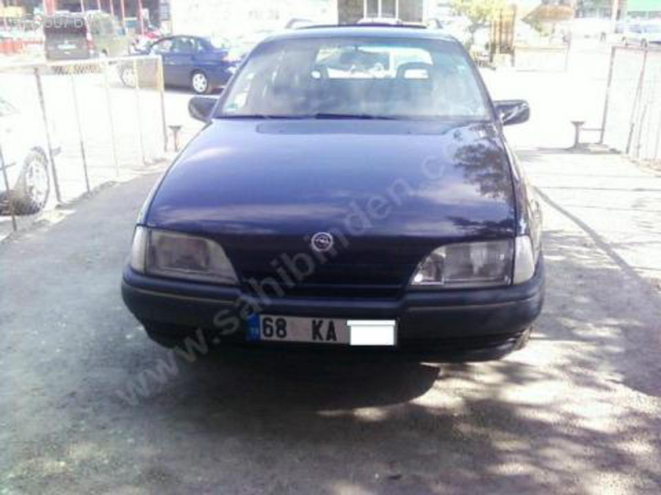 Opel Omega CD 20i. View Download Wallpaper. 480x360. Comments
