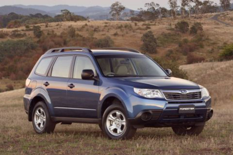 2009 Subaru Forester X Limited Edition Announced | Reviews | Prices