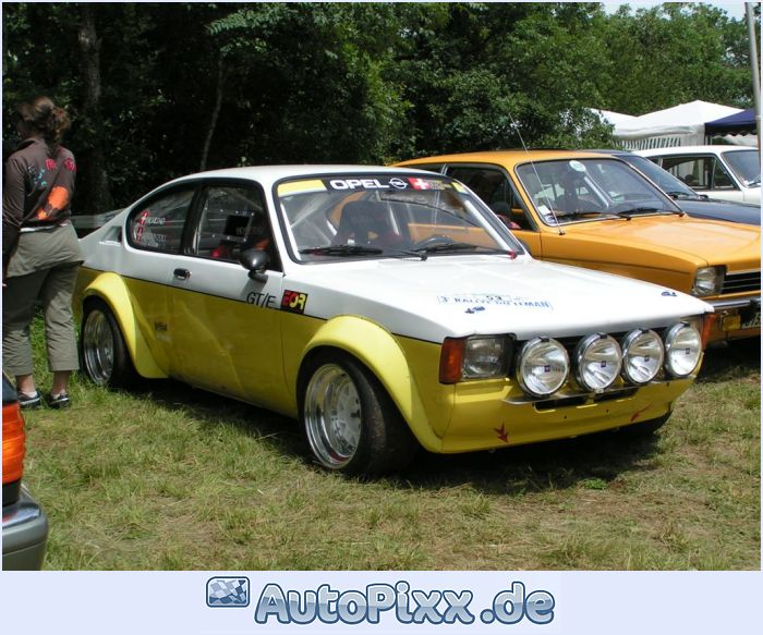 topworldauto photos of opel kadett c gte photo galleries. Black Bedroom Furniture Sets. Home Design Ideas