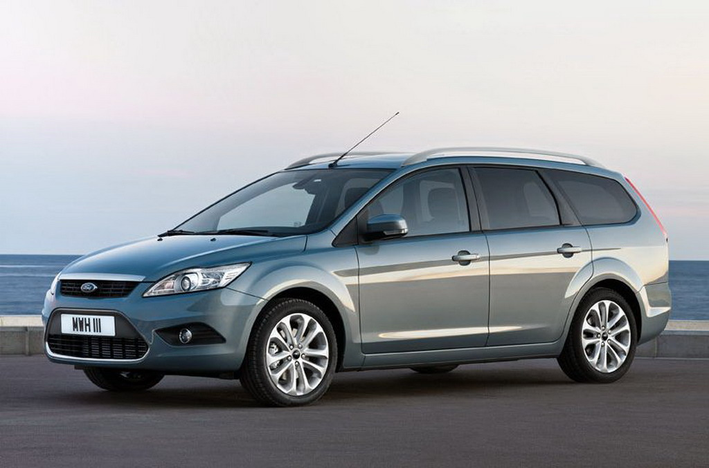 New Ford Falcon Wagon