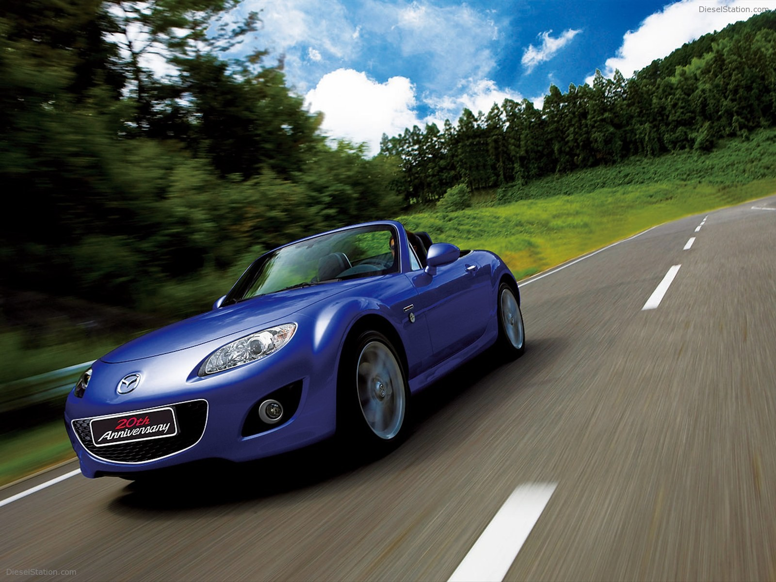 Mazda MX-5 Special Edition (EU model). Published On : Jul 02, 2012