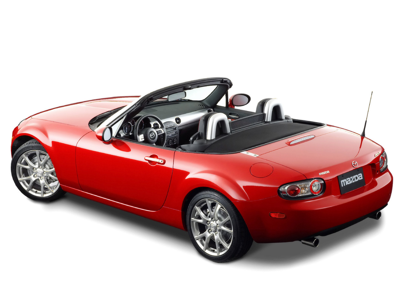 Mazda MX-5 Miata Limited Wallpapers | Car Wallpapers and Backgrounds