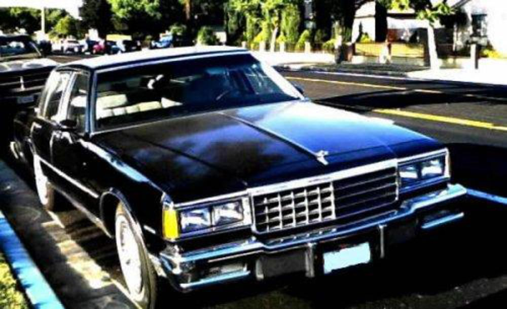 Chevrolet Caprice Classic CL (Image №: 03)