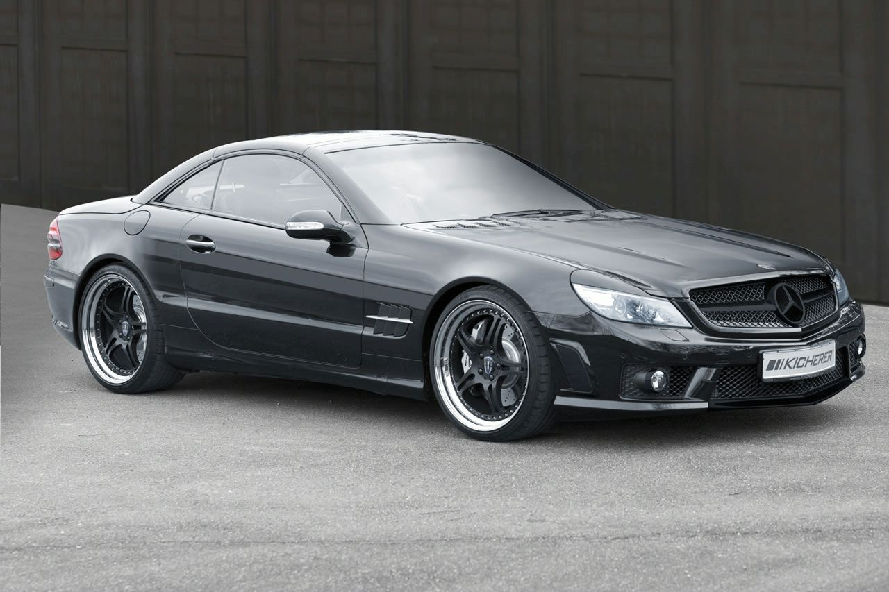 Mercedes-Benz SL - cars catalog, specs, features, photos, videos, review,