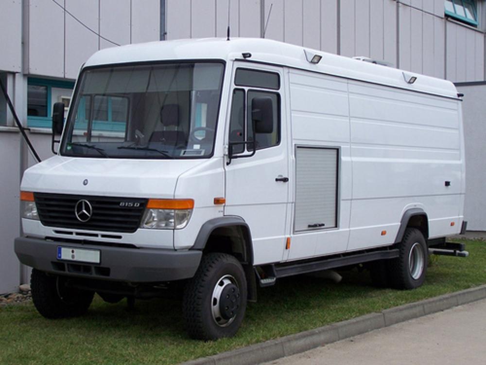 TopWorldAuto >> Photos of Mercedes-Benz Vario 310 - photo ...