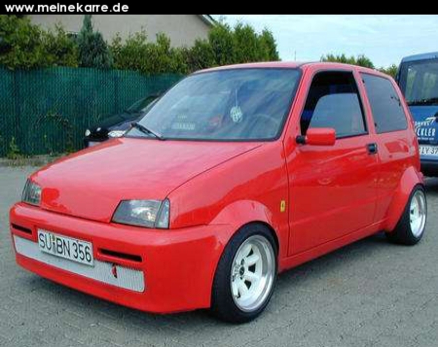 Fiat Cinquecento. View Download Wallpaper. 450x357. Comments
