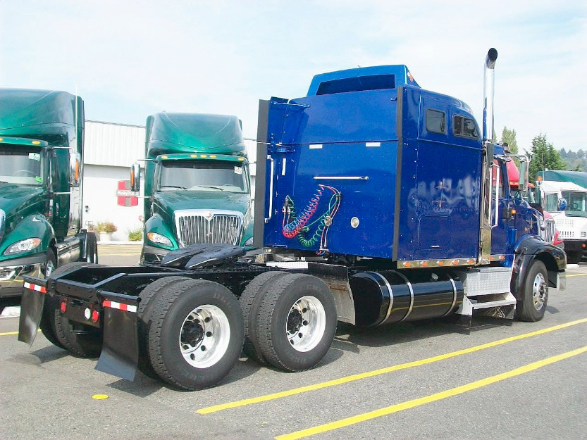 Pictures of International 9400i eagle 2006 - Seattle - Trucks ...