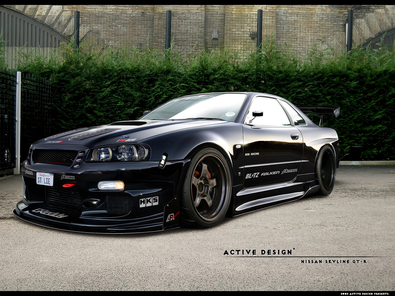 Nissan Skyline GT-R. View Download Wallpaper. 1280x960. Comments