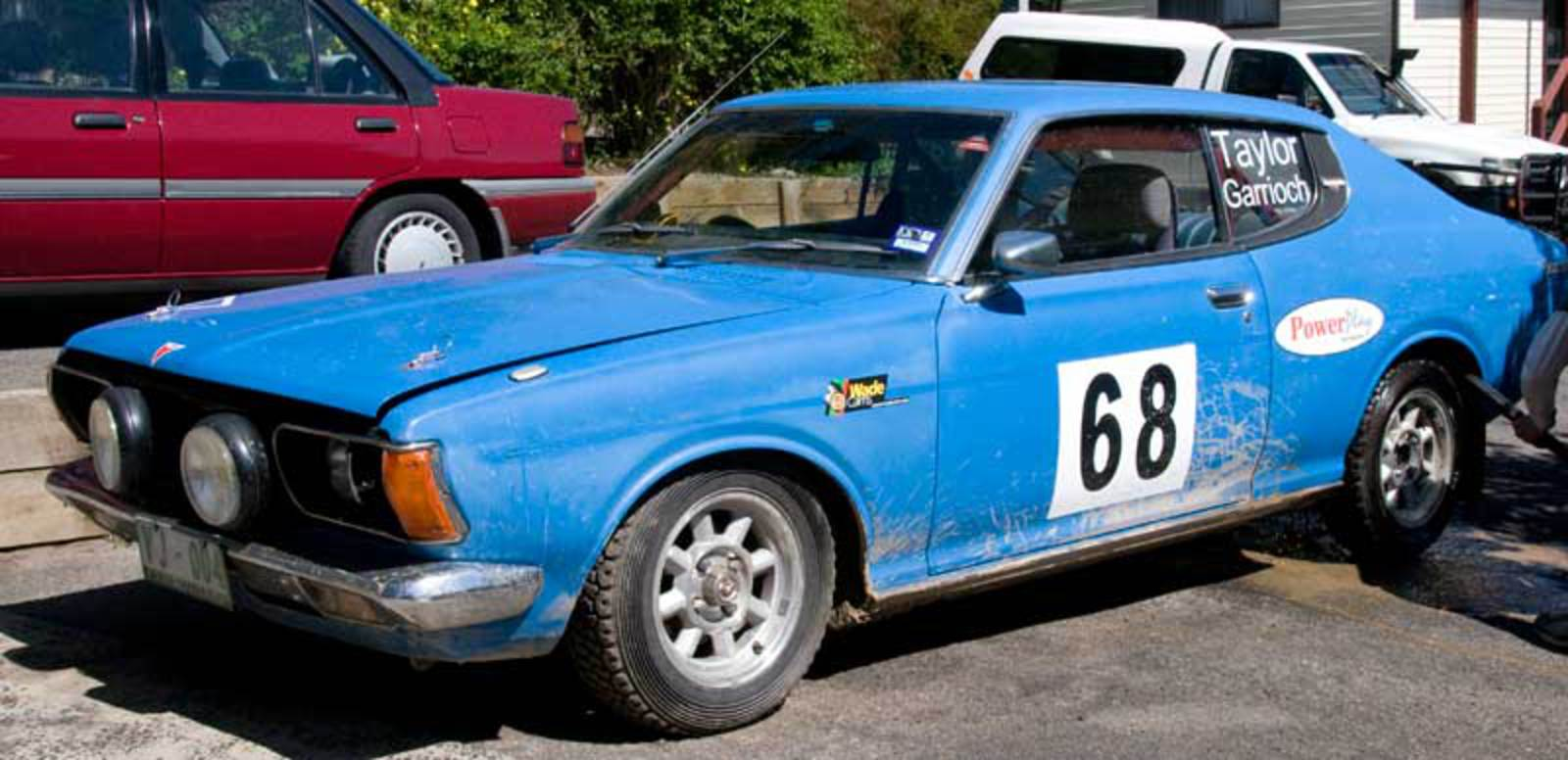Nissan Montclair TopWorldAuto >> Photos of Datsun 180B SSS - photo galleries