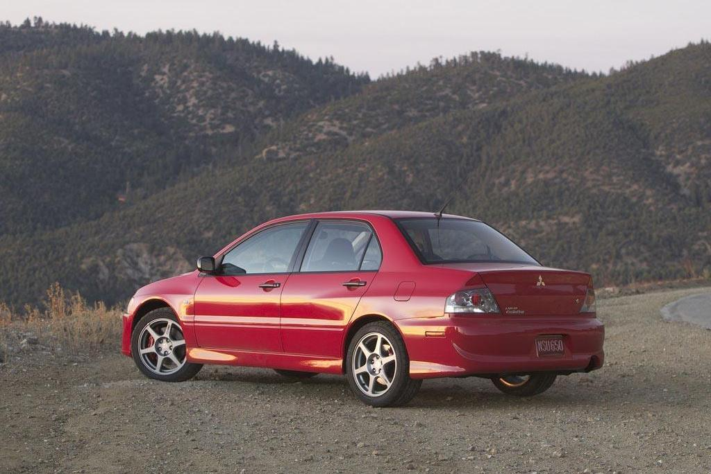 Mitsubishi Lancer RS 15 - cars catalog, specs, features, photos, videos,