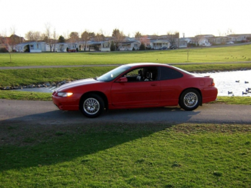 1999 Pontiac Grand Prix GT Add Friend - Vote - Challenge - More Photos