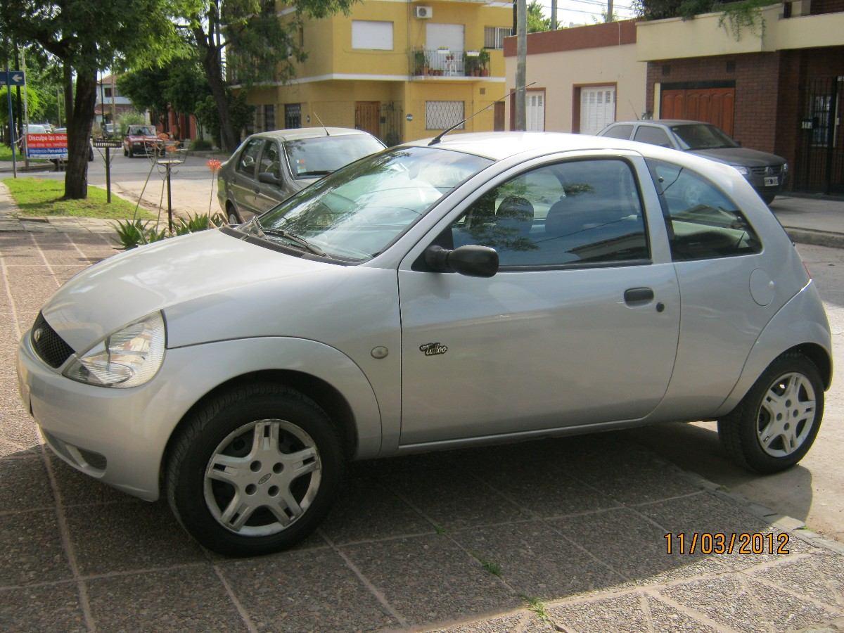 Ford Ka   Xr Ano   Km En Mercadolibre