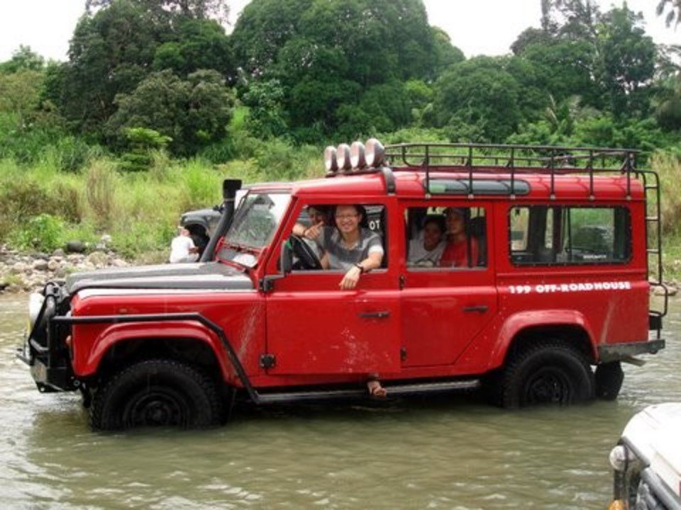 Land Rover Defender TDi - cars catalog, specs, features, photos, videos,