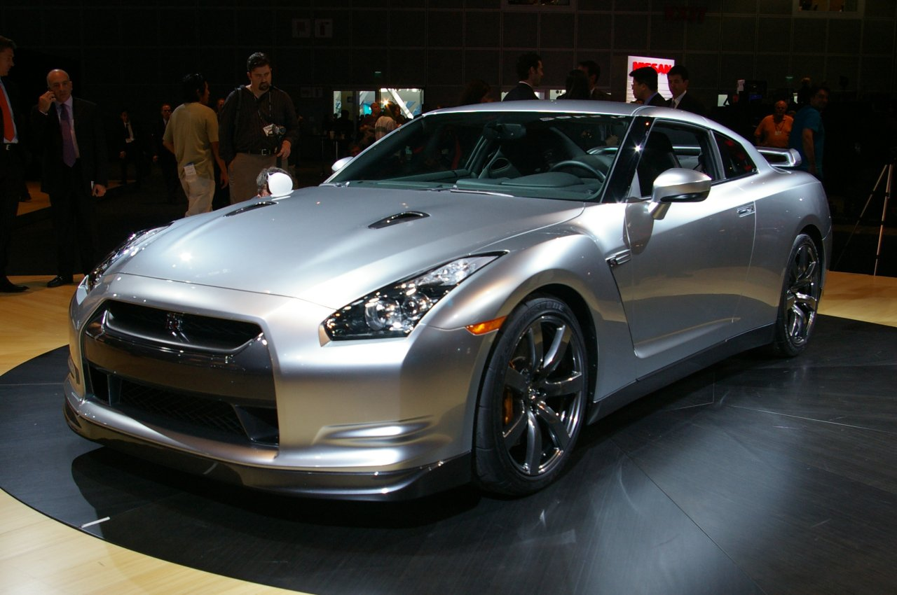 2009 Nissan GT-R Base picture, exterior
