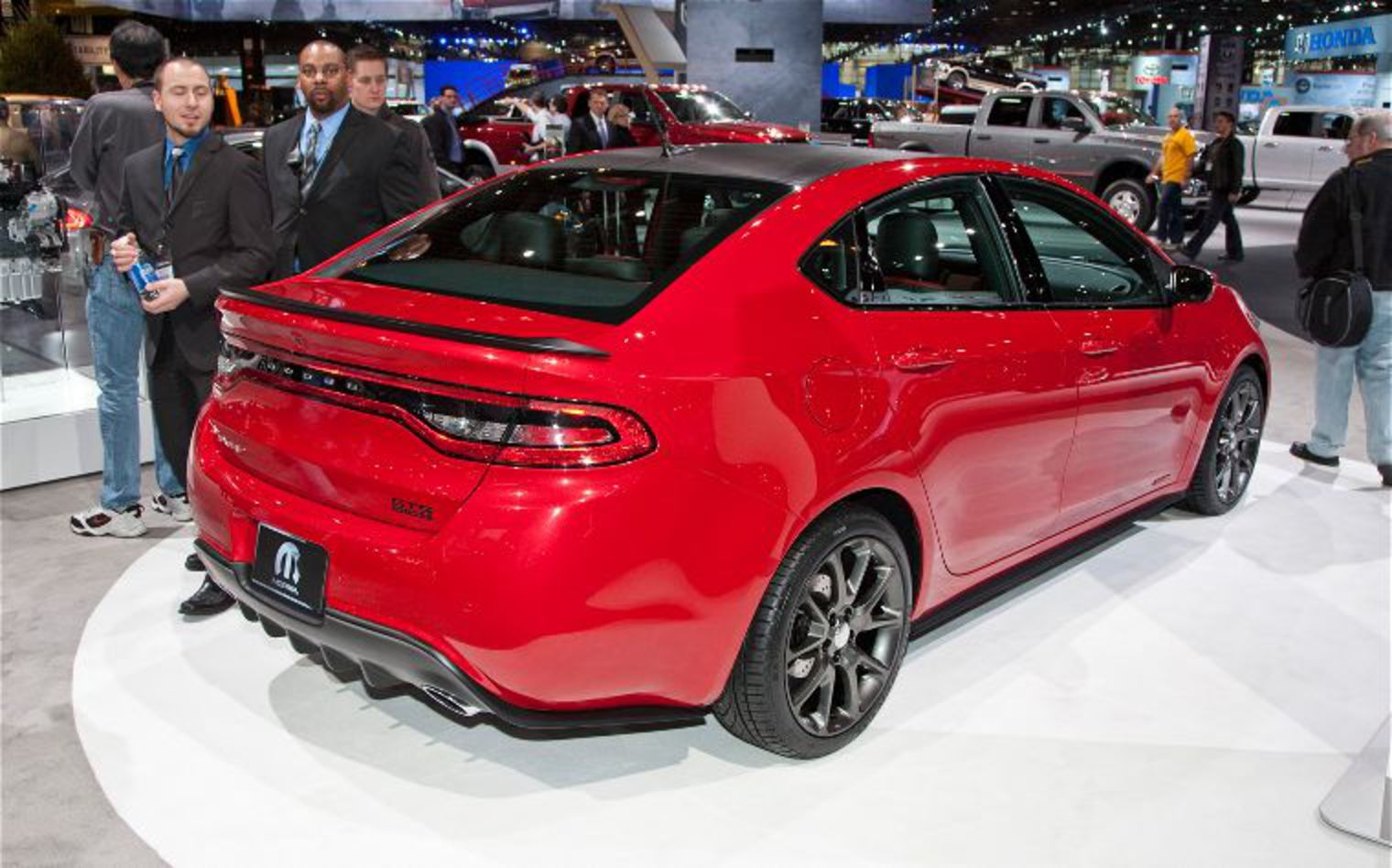 First Look: 2013 Dodge Dart GTS 210 Tribute