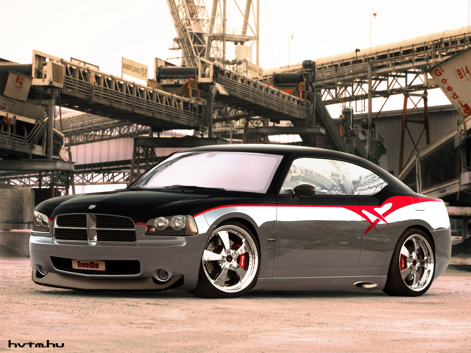 Dodge Charger by ~GoodieDesign on deviantART