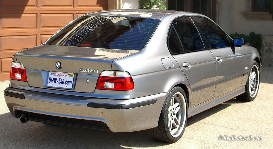 2003 BMW 540i M-Sport (click to enlarge)