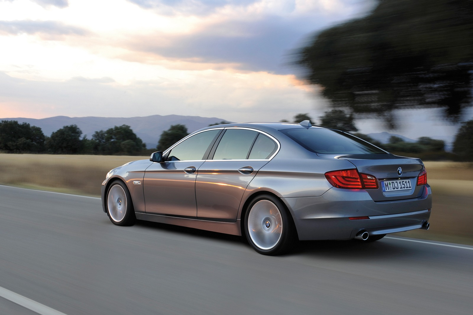 Are we looking at a possible $49,999.99 base price for the 2011 BMW 535i?