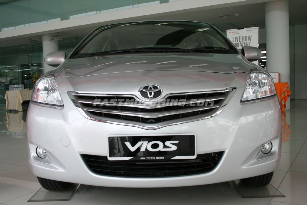 Toyota Vios - huge collection of cars, auto news and reviews, car vitals,