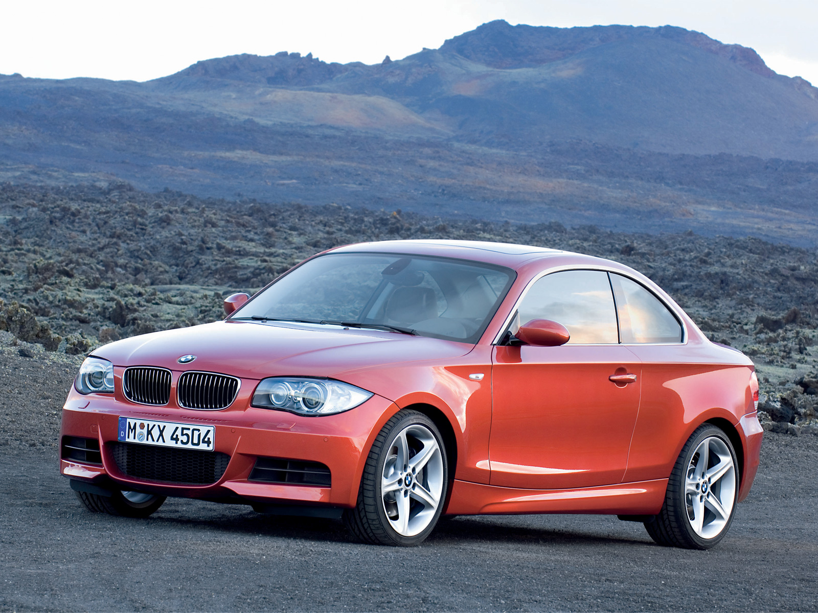 Return to article 2008 BMW 135i Coupe