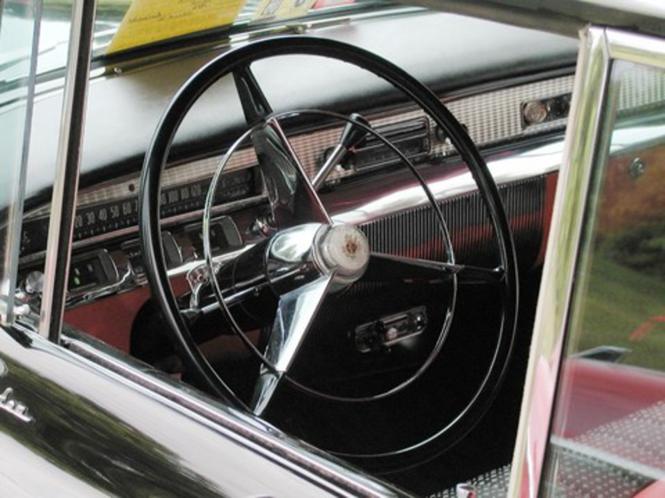 1956 Buick Roadmaster 4dr HT dash MikeL