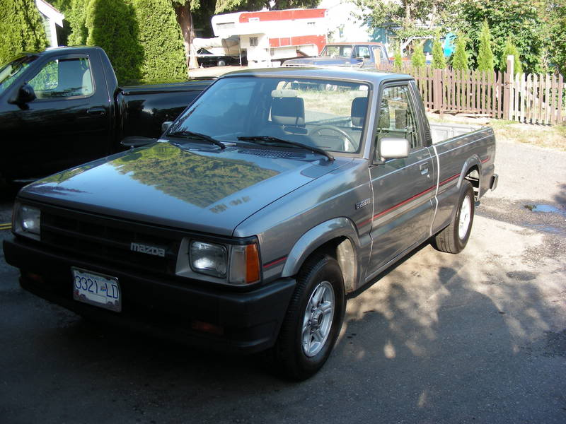 FS: 1992 Mazda B2200 SE-5 $3800 obo - Vancouver's Top Classifieds and