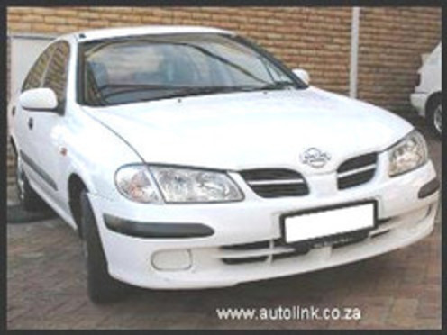 Nissan Almera 160 Lux AT - huge collection of cars, auto news and reviews,