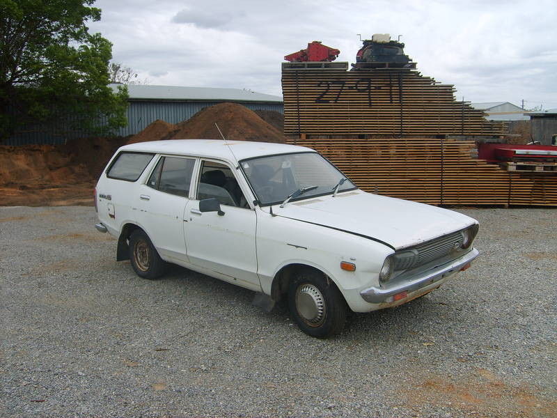 1975 Datsun 120Y Wagon Taminda Tamworth City image 1