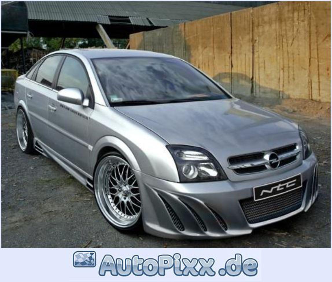 Topworldauto Photos Of Opel Vectra C Photo Galleries