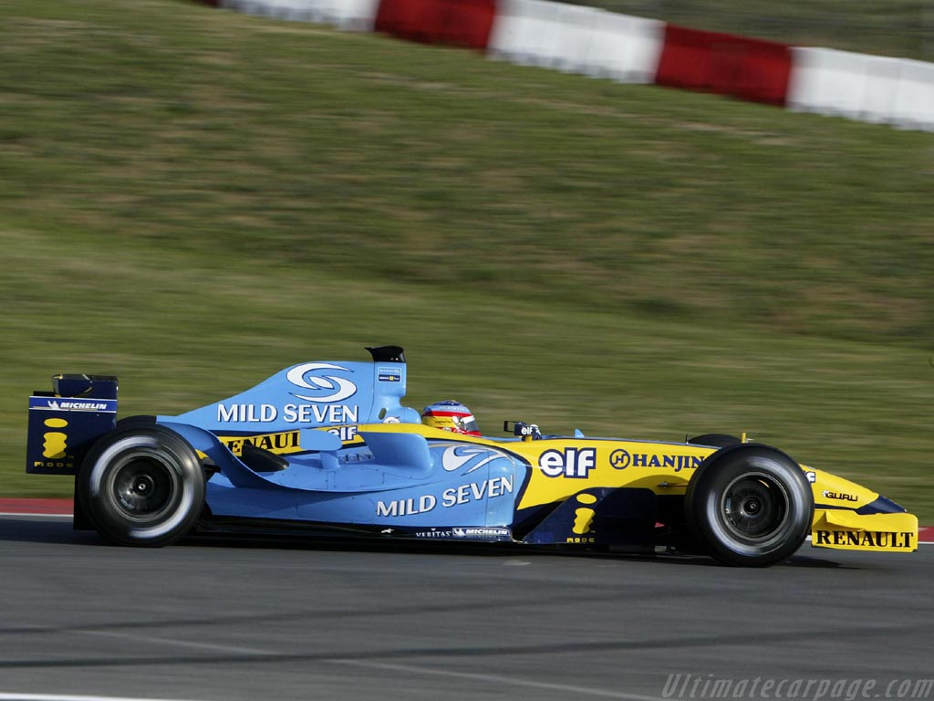 On this page we present you the most successful photo gallery of Renault R24