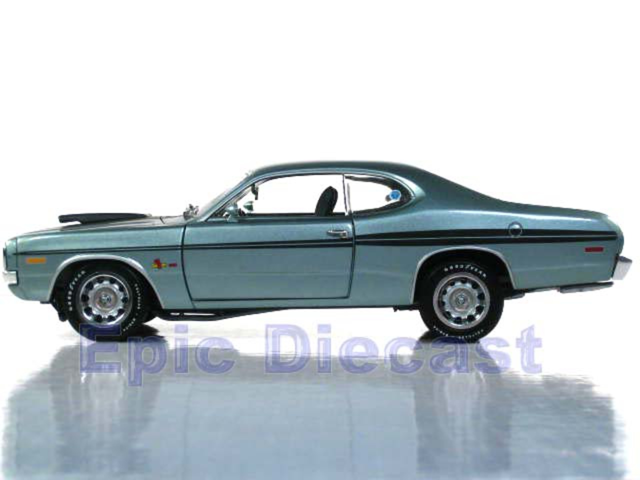 Mr. Norms 1972 Dodge Demon GSS 1:18 scale diecast car manufactured for