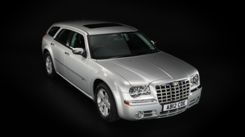 Car Preview. Chrysler 300C Touring