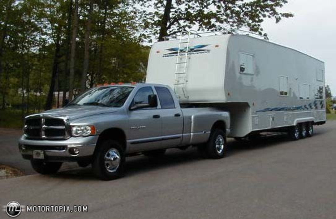 "Photo of a 2005 Dodge Ram 3500 Big Horn Edition (""Big AL"")"
