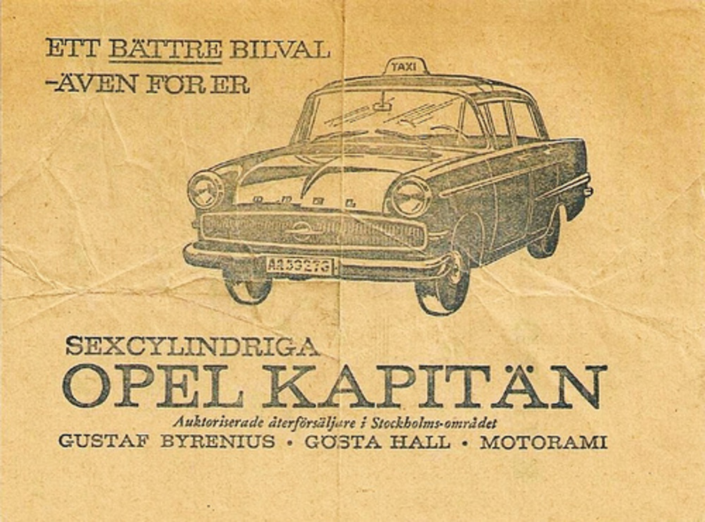 Opel Kapitn ambulance. View Download Wallpaper. 500x370. Comments