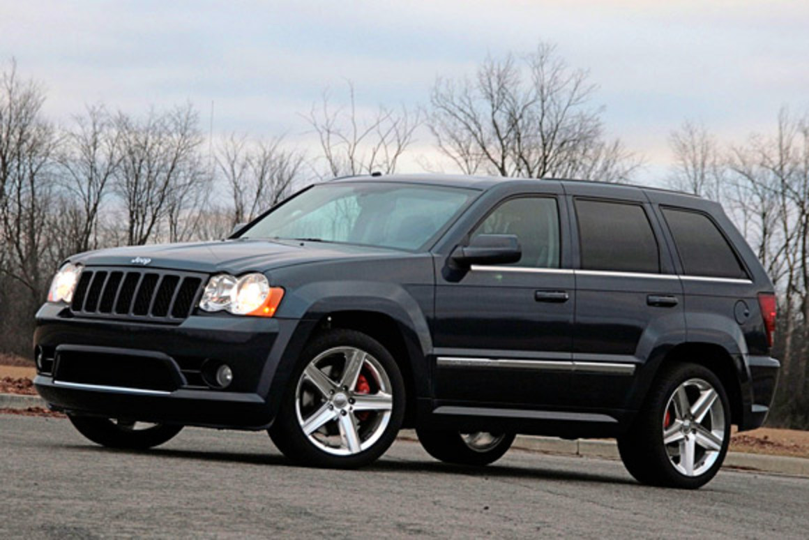 Jeep Grand Cherokee SRT-8. Price. $ 60,000. Top Speed. 155 mph mph