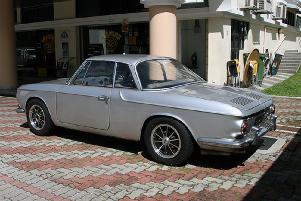 Volkswagen Karmann Ghia type 34 - huge collection of cars, auto news and