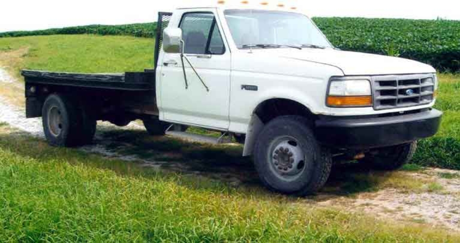 Topworldauto Photos Of Ford Flatbed Truck Photo Galleries