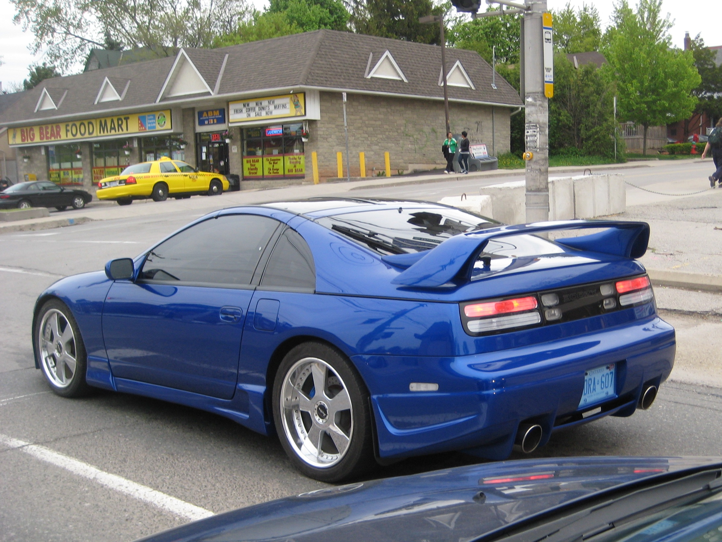 Photo from:  Nissan 300ZX Twin Turbo - 6 - MadWhips, modified & exotic
