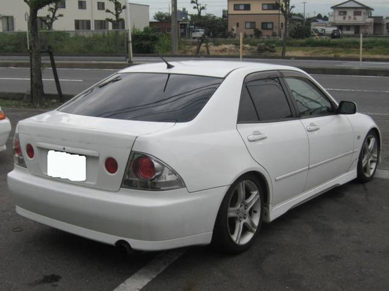 Toyota Altezza RS200. View Download Wallpaper. 639x478. Comments