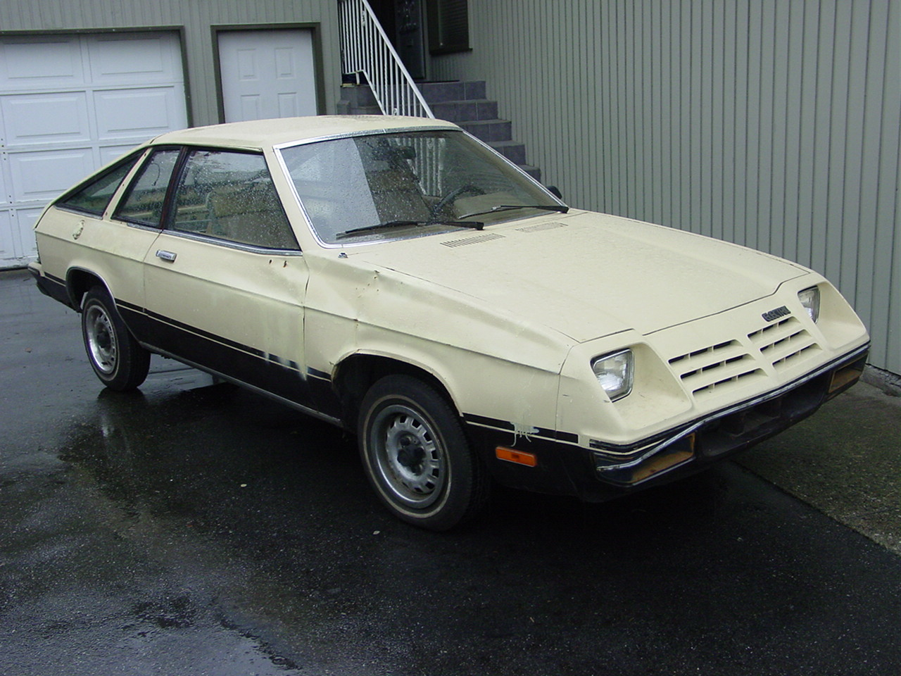 My Electric drive 1979 Dodge Omni drives great. It is currently (excuse the