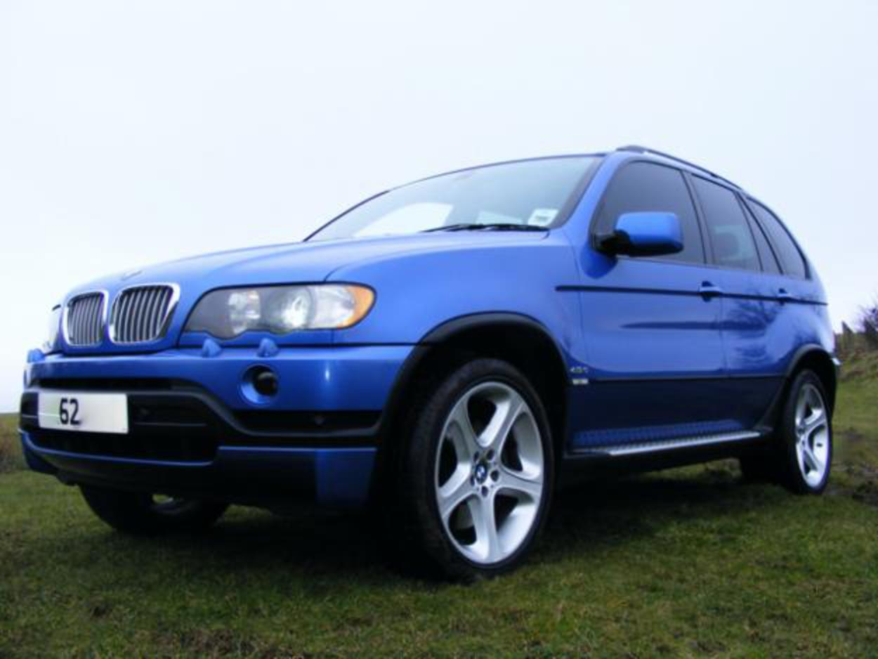 BMW X5 46is AT image 3