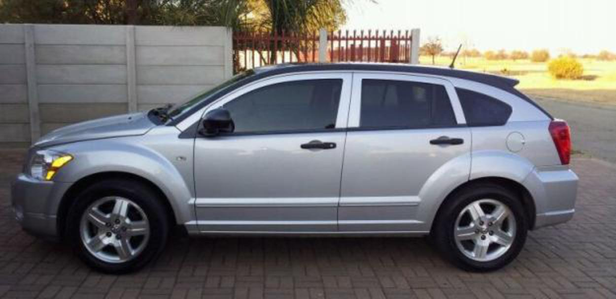 Pictures of 2007 dodge caliber sxt crd 2.0 for sale!