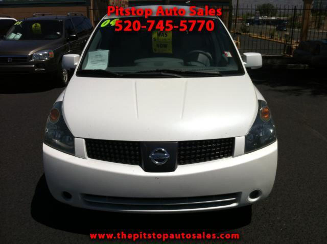 2004 NISSAN QUEST 3.5 SE. showing 1 of 13
