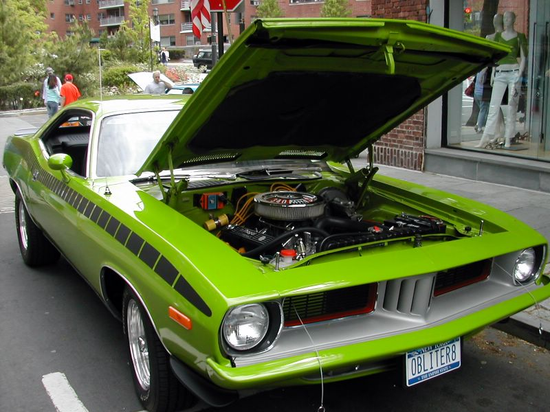 File:1972 Plymouth Barracuda 340.jpg. No higher resolution available.
