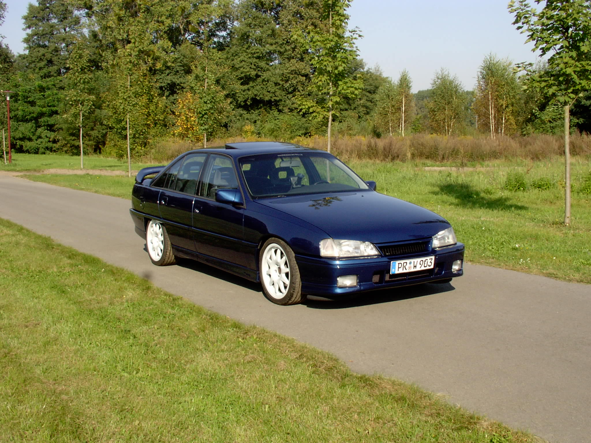 Opel omega 3000 (932 comments) Views 49540 Rating 68