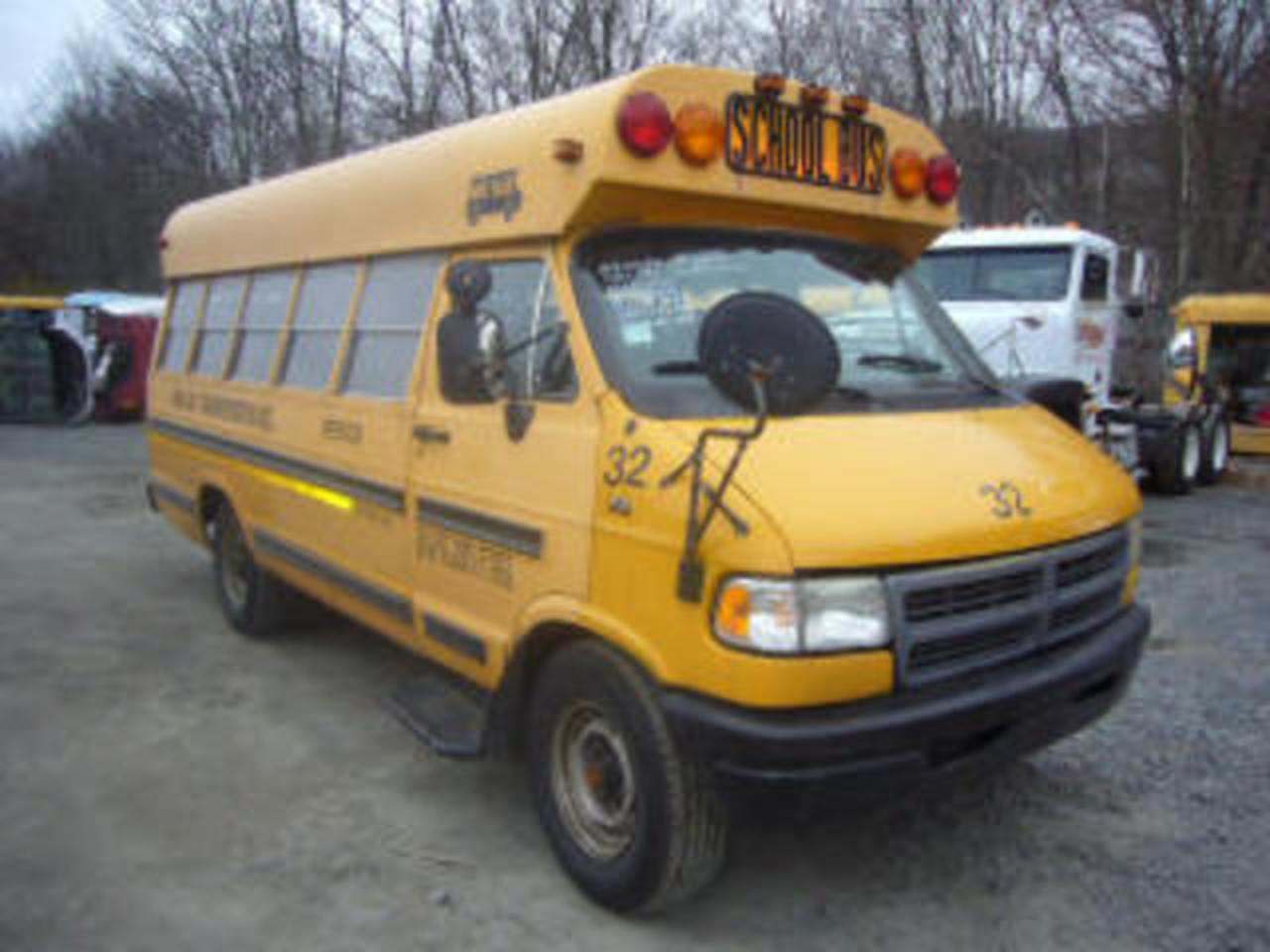 TopWorldAuto >> Photos of Dodge School Bus - photo galleries