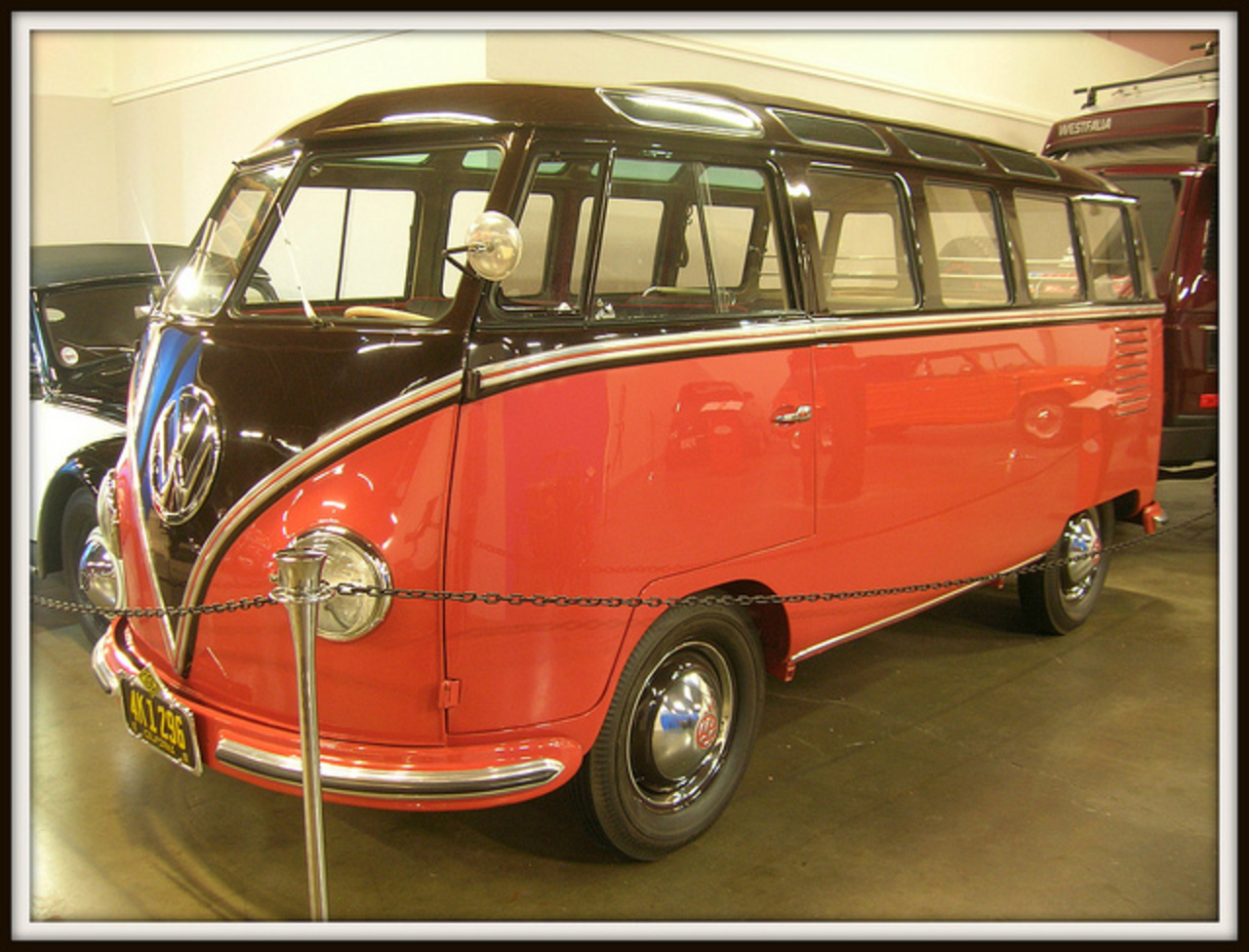 topworldauto photos of volkswagen type 2 microbus photo galleries. Black Bedroom Furniture Sets. Home Design Ideas