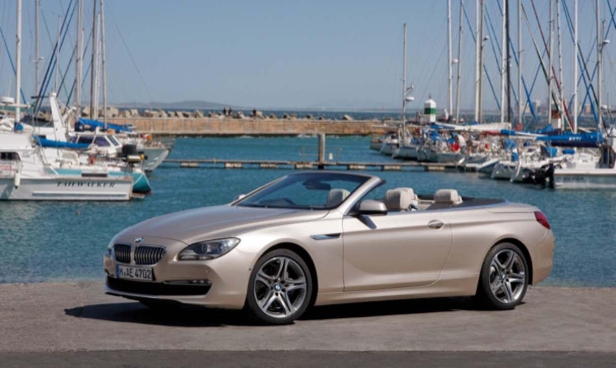 BMW 6-Series Cabriolet22 | 03 | 2011Scotcars rating