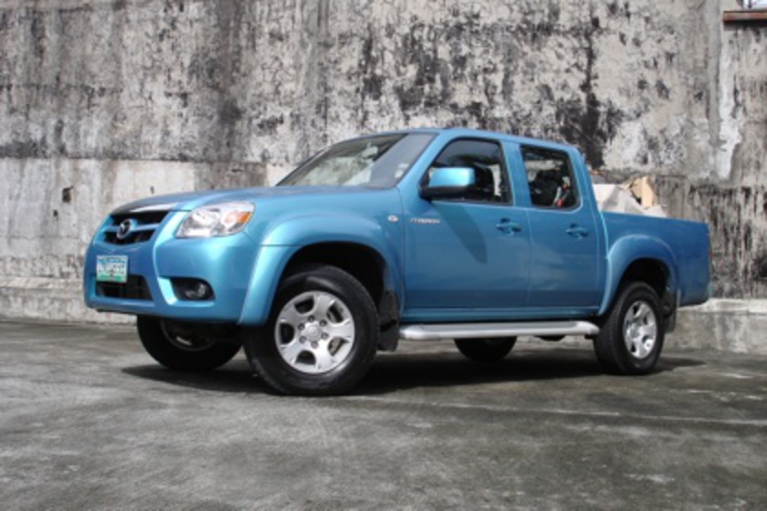 Mazda BT-50 SDX 25 DiTurbo 4x4 - huge collection of cars, auto news and